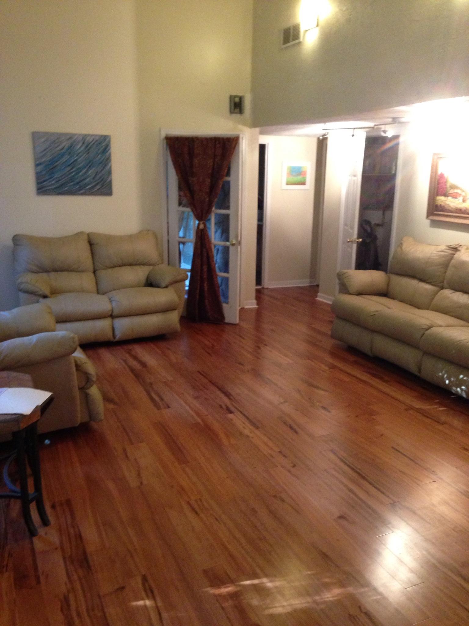 exotic brazilian tigerwood flooring