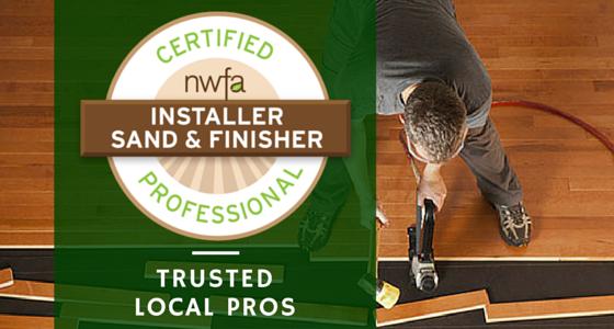 NWFA Certified Professionals – 3 More Technicians Get Certified!