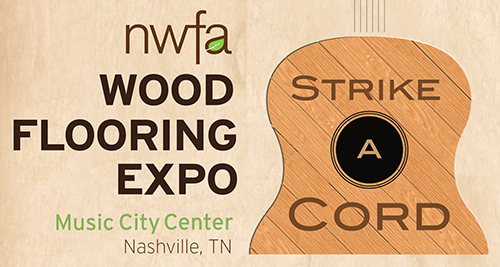NWFA Wood Flooring Expo in Nashville