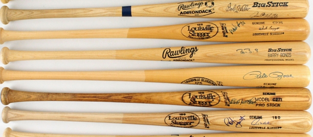 Baseball Bat Wood Species: Maple, Ash & Birch