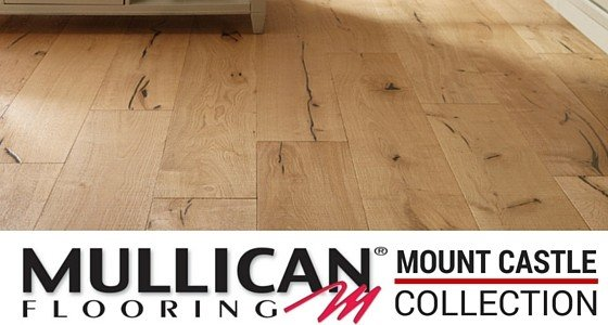 Wider Widths are Trending in 2016 – Mount Castle Collection from Mullican Flooring