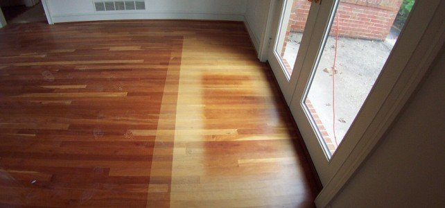 Prevent Faded Wood Floors – How To Keep Your Floors Looking New For A Long Time