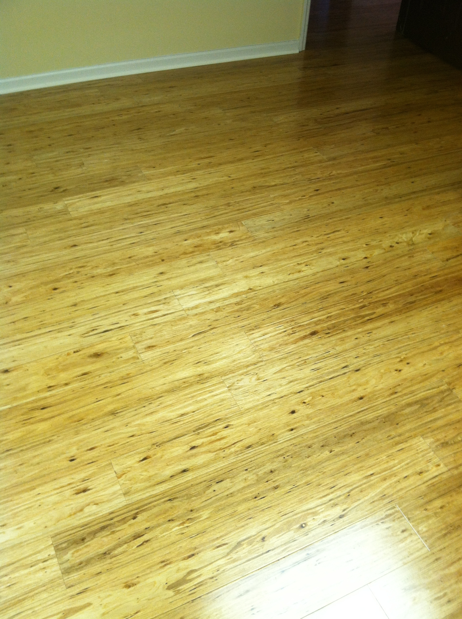 Atlanta Bamboo Hardwood Flooring Installed Roswell Ga