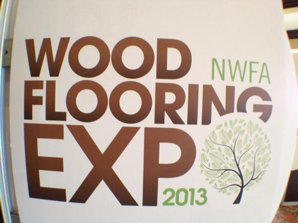 Highlights from 2013 NWFA Wood Flooring Expo