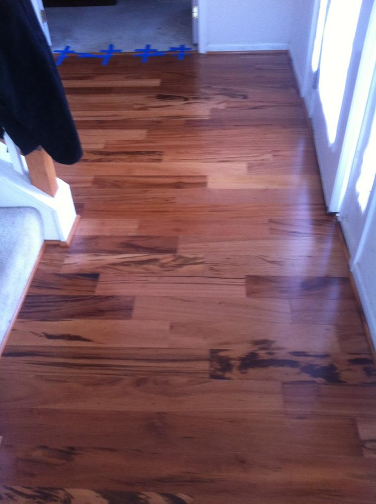 Brazilian Koa Wood Flooring In Dalton Ga