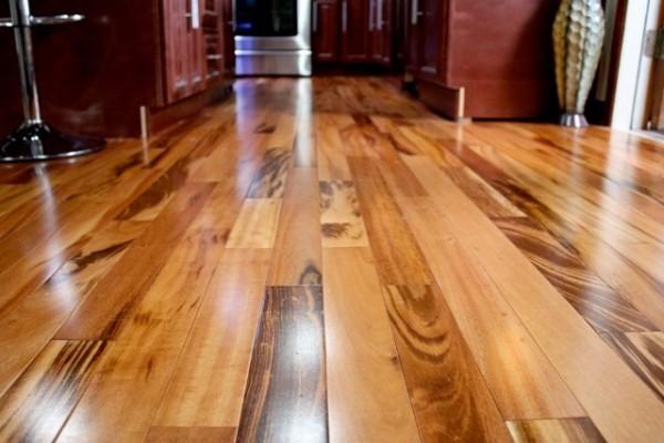 Tigerwood Floor