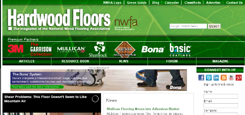 Flooring Industry Publications
