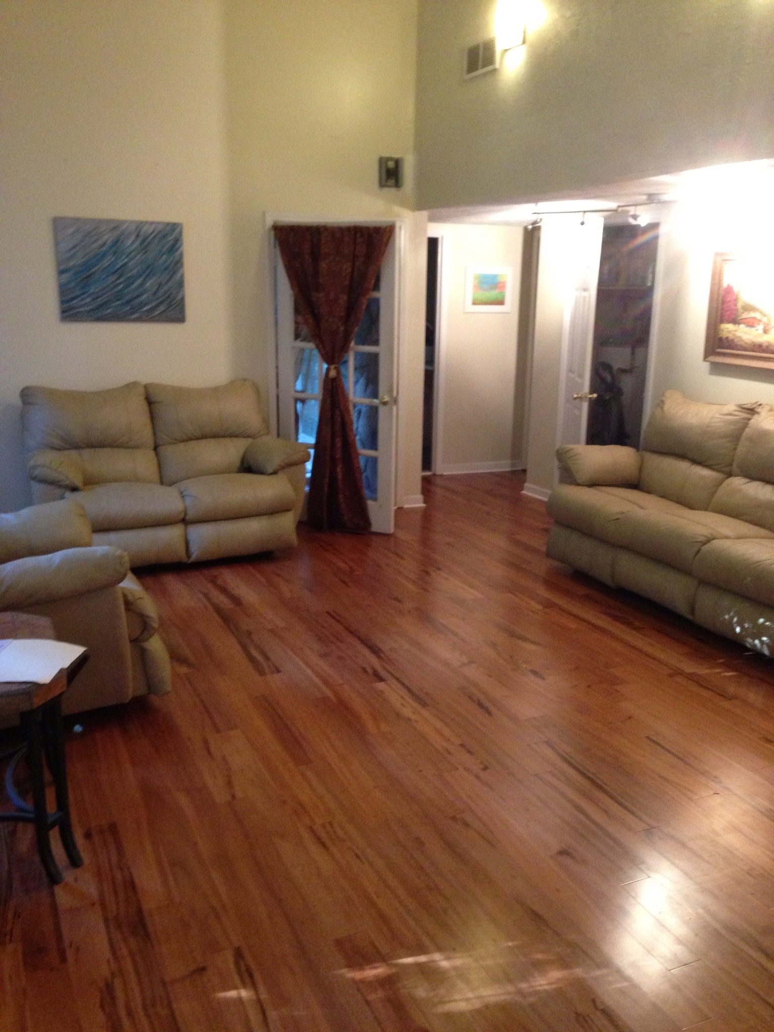 hardness wood pecan hickory koa hardwood floor designs brazilian hardnessfloor flooring