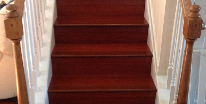 Stair Tread and Options for Installation