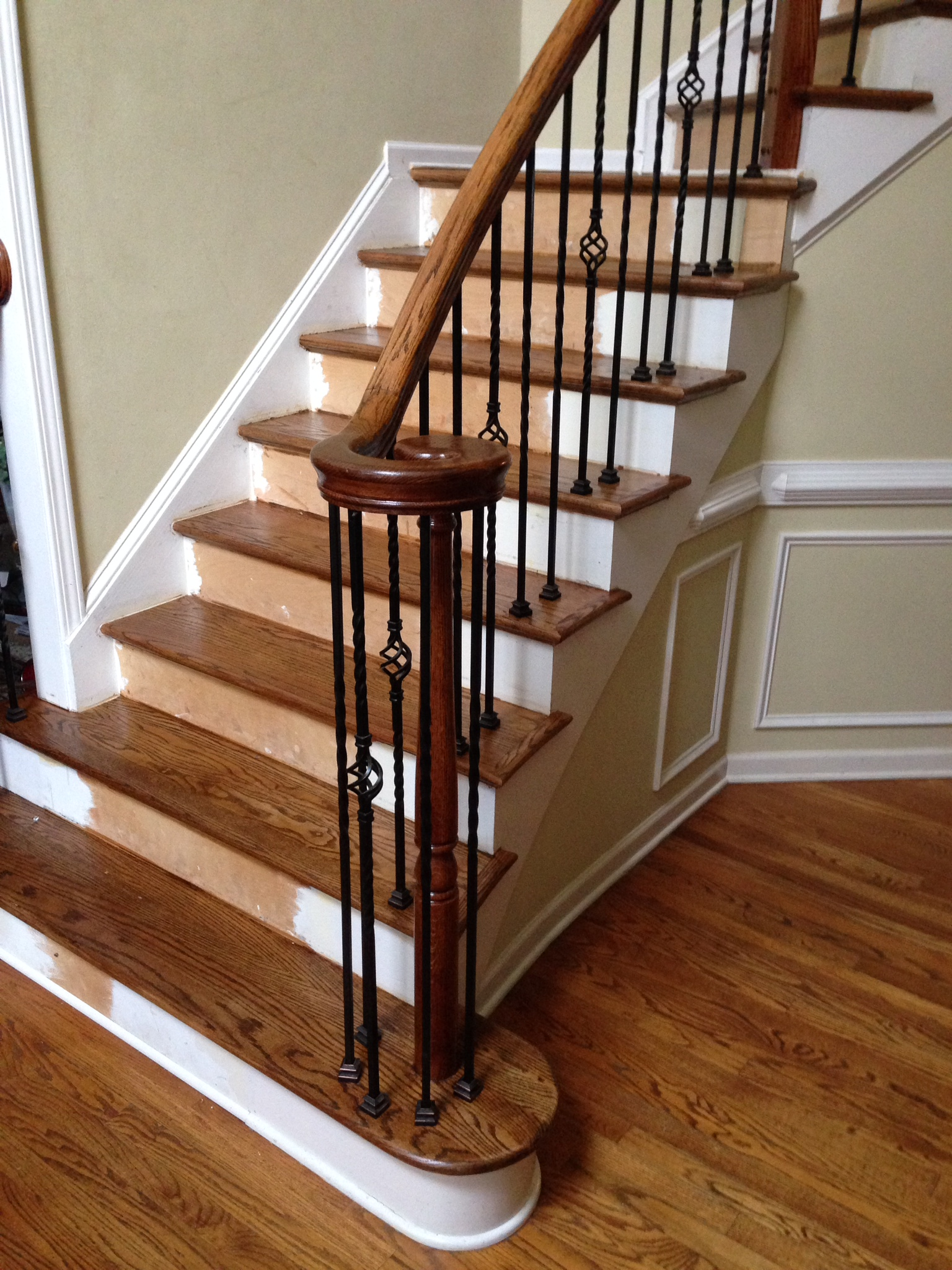 Aspects of Getting a New Staircase