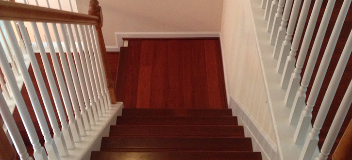 Cherrywood Staircase