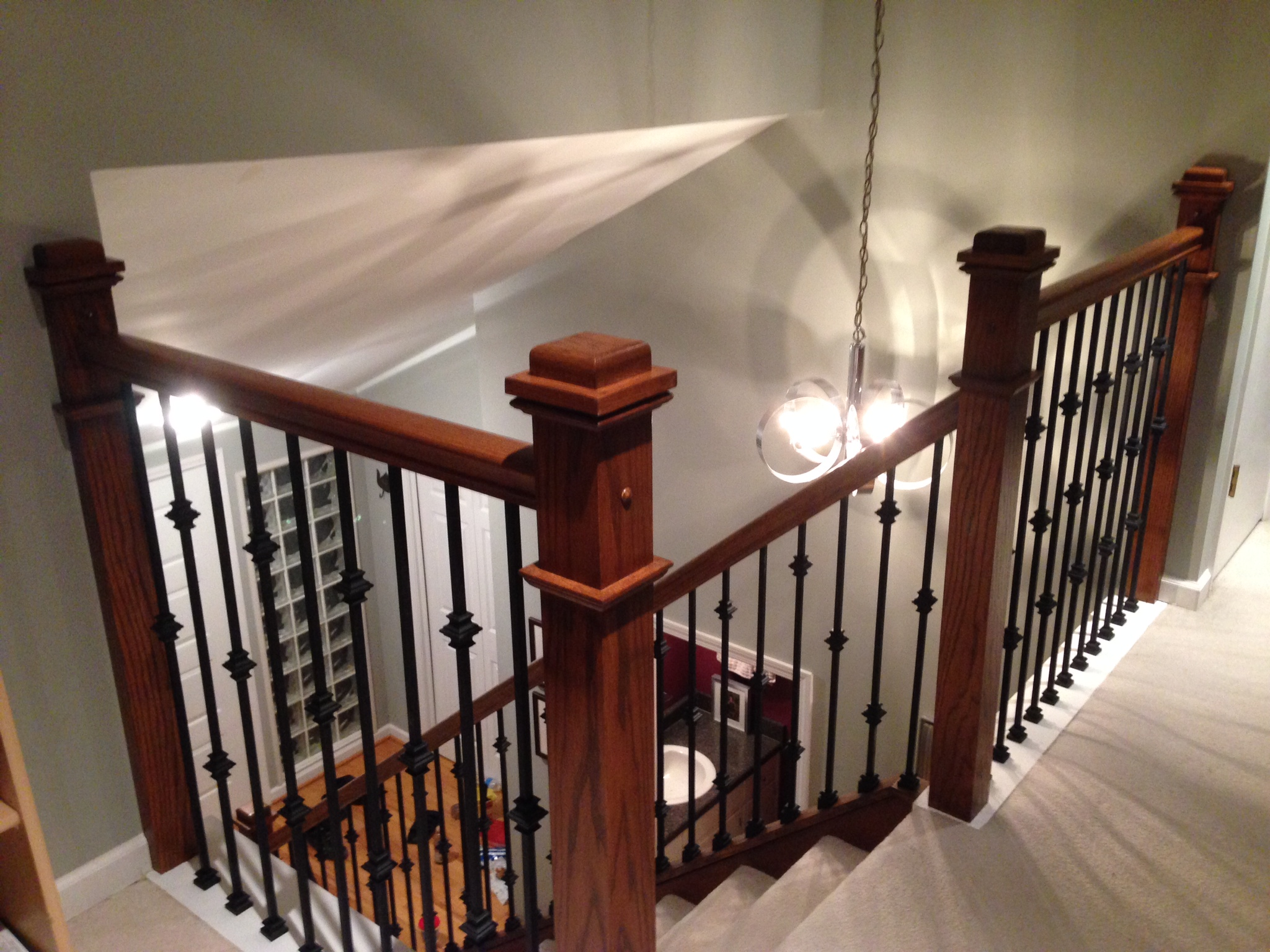 Staircase Replacement – Atlanta GA 2
