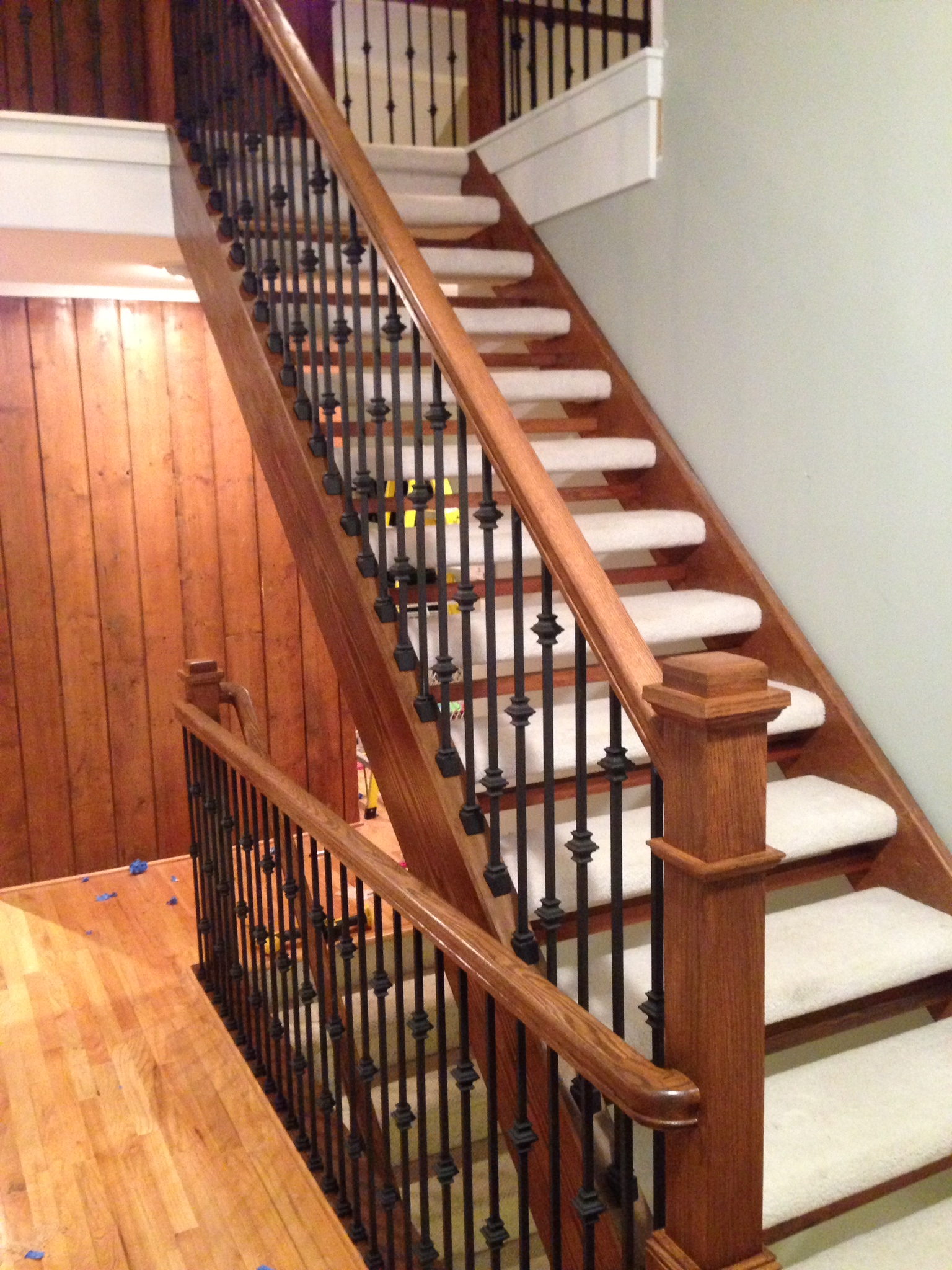 Staircase Replacement – Atlanta GA