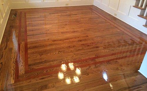 Add Shine to Your Hardwood Floors