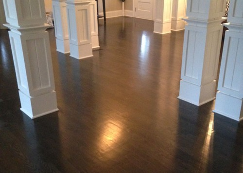 Jacobean Oak Flooring in Marietta