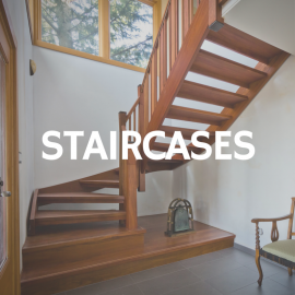 Staircases - Before & Afters