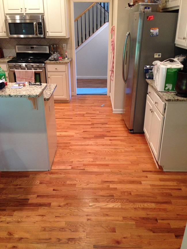 Acacia Laminate Flooring in Marietta