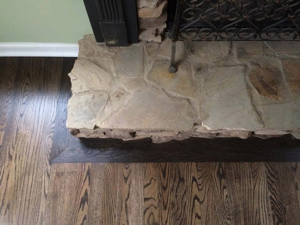 Jacobean Wood Floor Installation 3