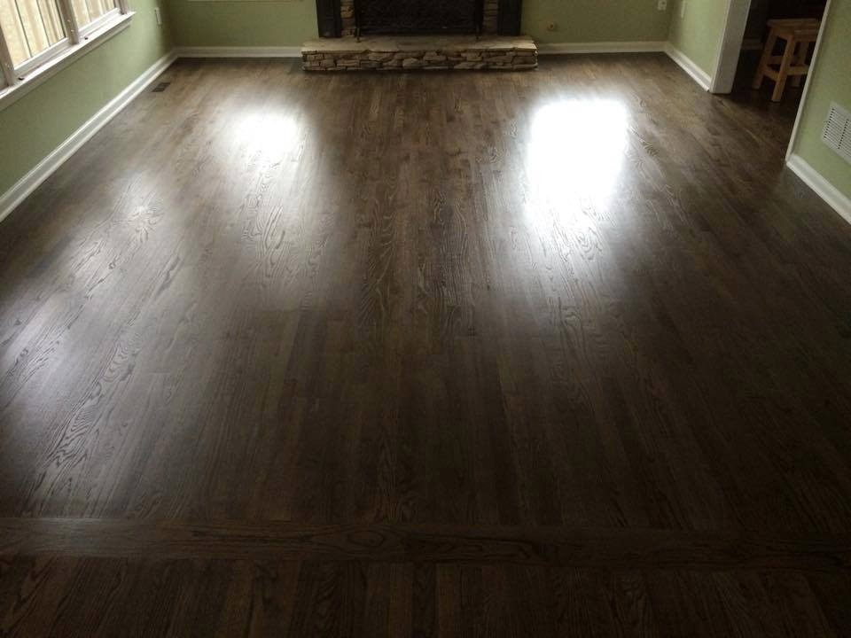 Jacobean Wood Floor Installation 2