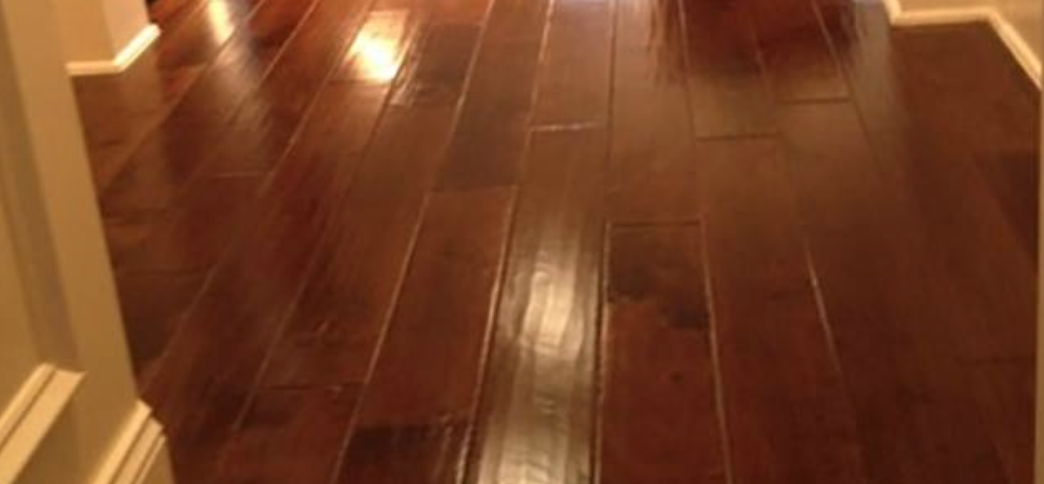 Refinish Hardwood Floors – Bona Recoat System