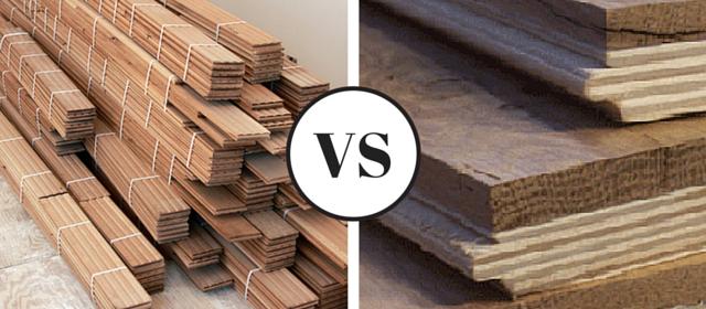 solid vs engineered