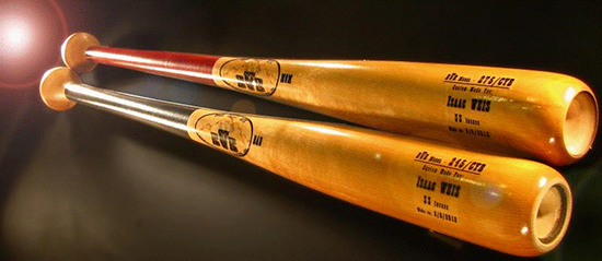 Baseball Bat Wood Species: Maple, Ash & Birch
