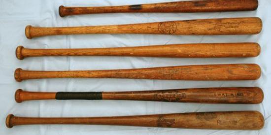 Baseball Bat Wood Species Maple Ash Amp Birch