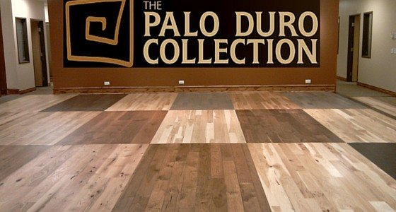 A Unique Floor for Unique Taste | The Palo Duro Collection
