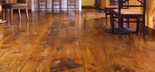 Repair or Replace Wood Floors?