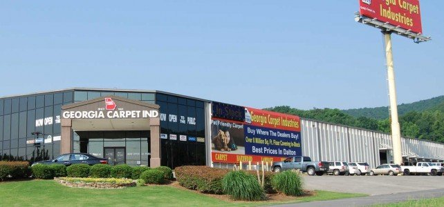 New Showroom in Dalton – Located Inside Georgia Carpet Industries