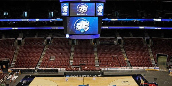 Top 10 NCAA Hardwood Basketball Courts – March Maddness