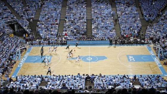 Top 10 Ncaa Hardwood Basketball Courts March Maddness