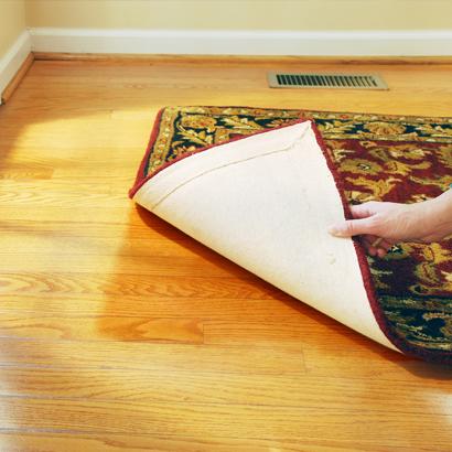 faded flooring